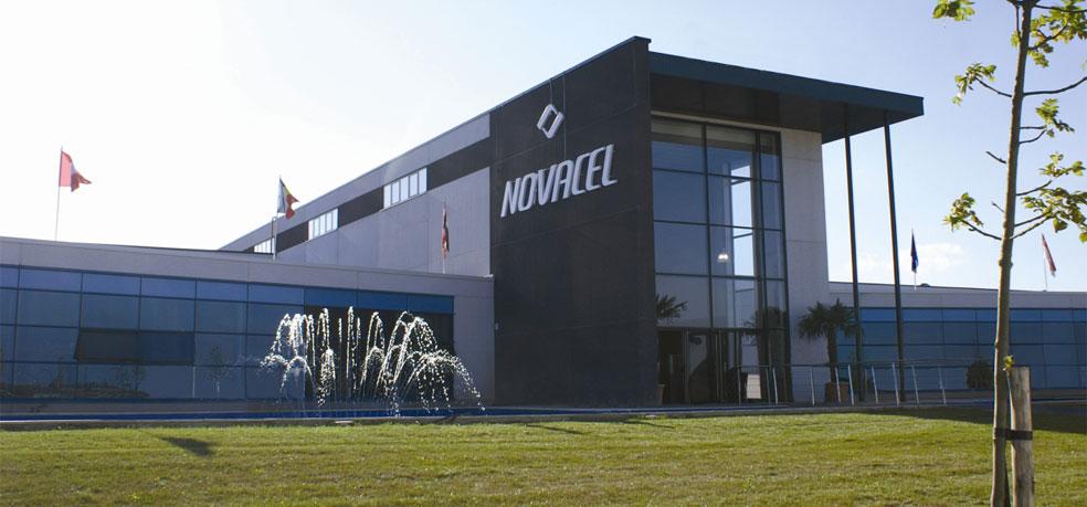 Novacel fabriquant verre français