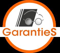 garanties optique mobile