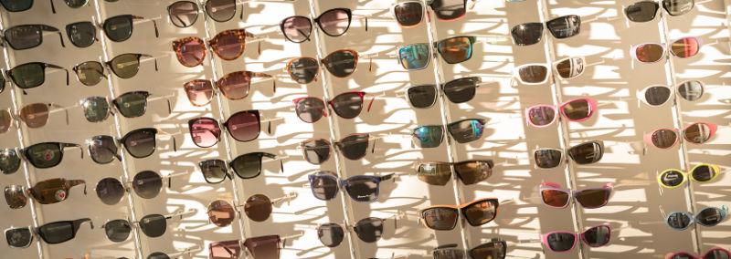 lunettes optique mobile
