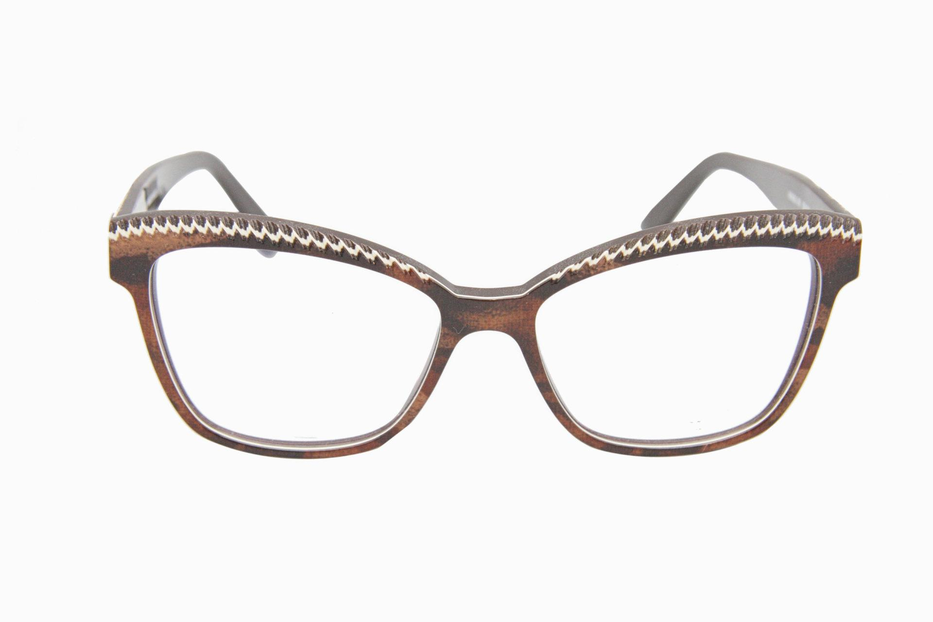 Lunette LAMRACA face marron