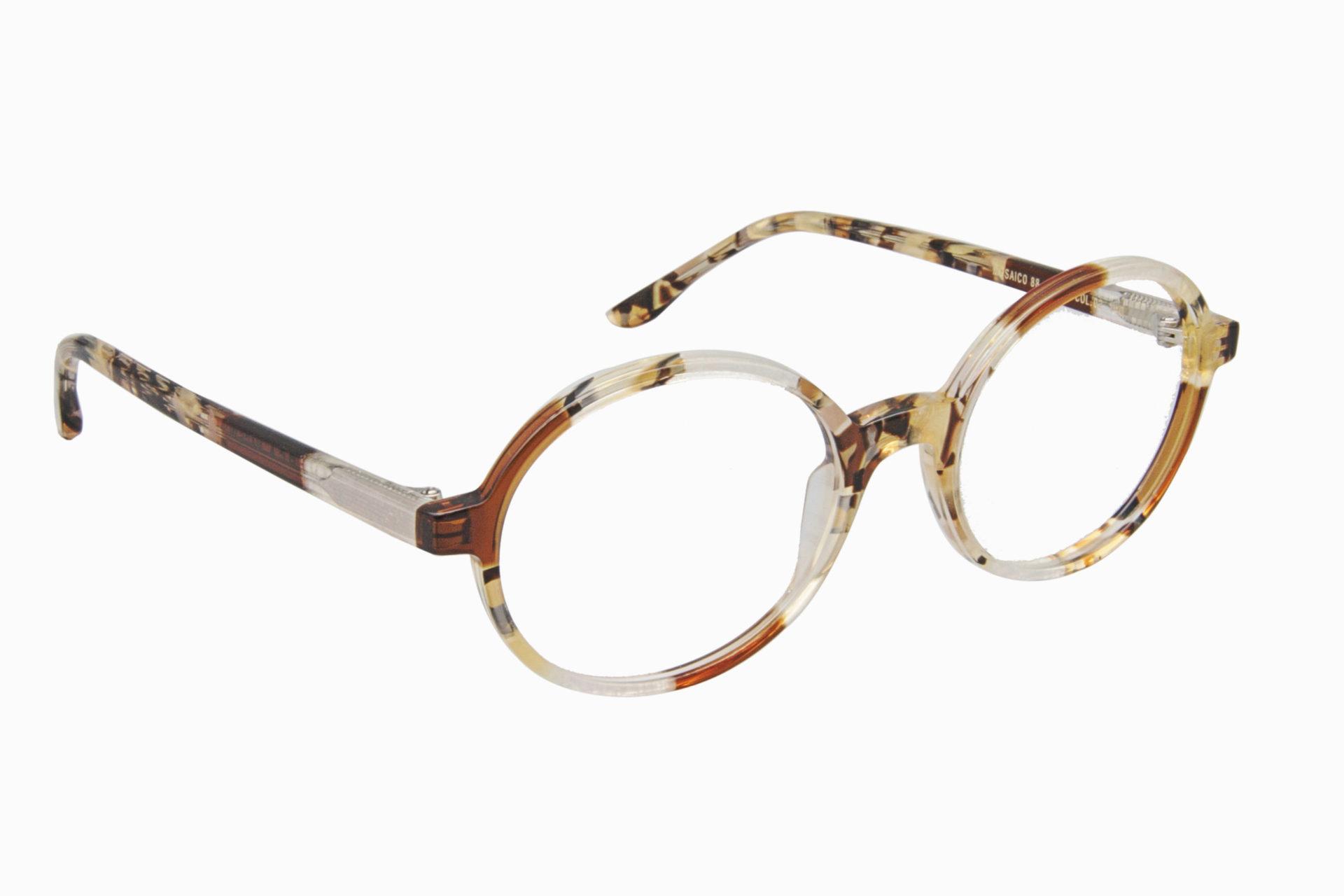 LAMARCA lunette écaille côté